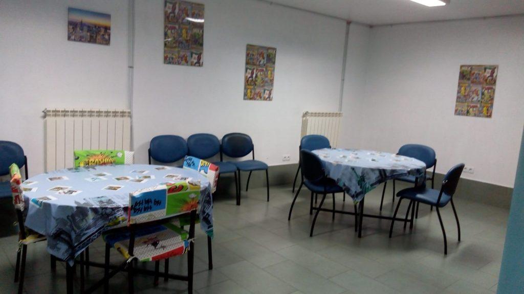 Centro ocupacional María Soriano